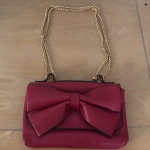 Charming Charlie Bow Purse